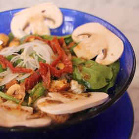 mini-ensaladas